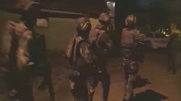 Kocaeli'de şafak vakti terör operasyonu: 9 gözaltı