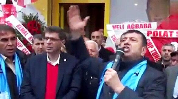 CHP'li Veli Ağbaba: AK Parti'ye oy verenin elleri kırılsın
