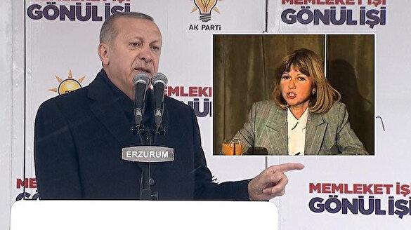 Cumhurbaşkanı Erdoğan'dan CHP'ye '28 Şubat' eleştirisi