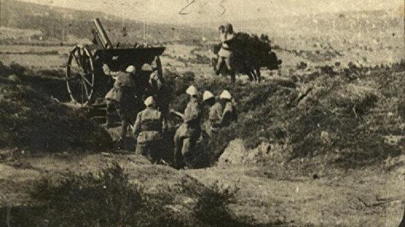 Çanakkale Savaşı'nın hiç bilinmeyen görüntüleri