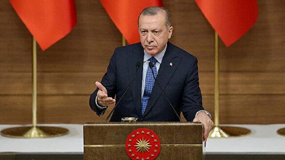 Erdoğan: Dünyanın neresine gidersem Diriliş'ten bahsediyorlar