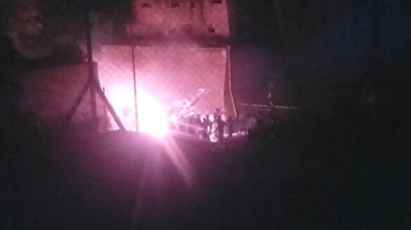 Kıbrıs'ta Rumlardan Türk askerine molotoflu saldırı