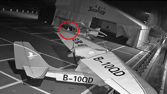 13 yaşındaki çocuk uçak çalmaya çalıştı