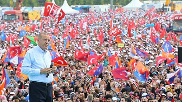 AK Parti'den 18. yıl için özel marş