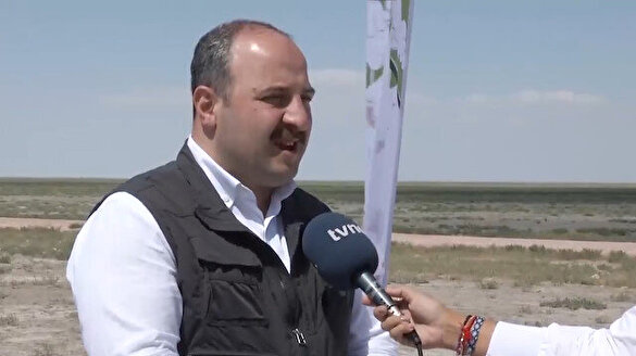 Bakan Varank TEKNOFEST öncesi TVNET'e konuştu