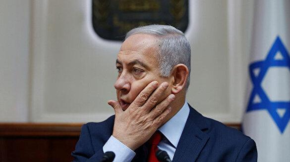 Seçimleri kaybeden Netanyahu'ya ilk tekmeyi Trump vurdu