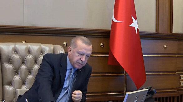 Cumhurbaşkanı Erdoğan 'Barış Pınarı Harekatı' emrini böyle verdi