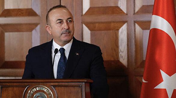 Rusya ile varılan 'Güvenli Bölge' mutabakatının maddelerini Bakan Çavuşoğlu okudu