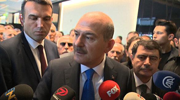Bakan Soylu'dan İmamoğlu sorusuna cevap: Bu ülkeyi PKK'lılar, HDP'liler şikayet eder