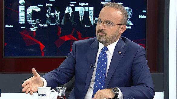 AK Parti Grup Başkanvekili Turan: Türkiye'de Erdoğan'dan sonra Erdoğan'a benzeyen bir lider olmaz