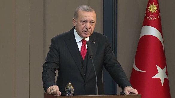 'Ülkemiz, Barış Pınarı Harekatı'yla 8 yıllık kirli planları sadece 8-9 günde paramparça etmiştir'