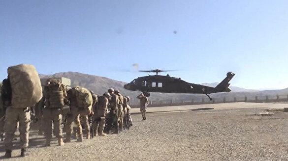 179 Tim katılımıyla KIRAN-5 Operasyonu başladı