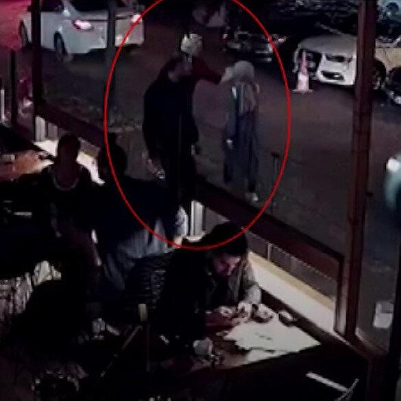Başörtülü kadına İstanbul'un göbeğinde çirkin saldırı