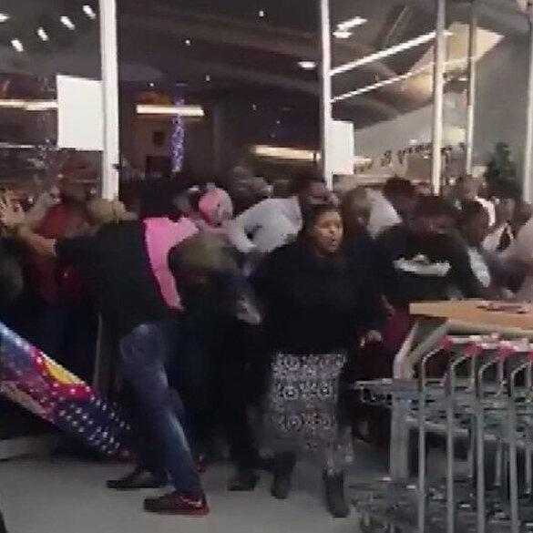 'Kara cuma' alışveriş etkinliği Amerika'da izdihama neden oldu