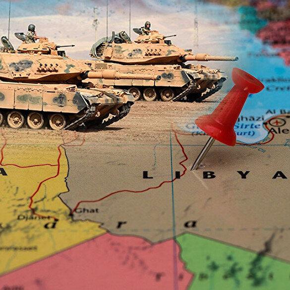 Mehmetçik Libya'da dengeleri değiştirecek
