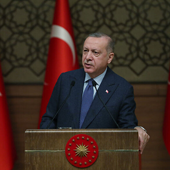 Cumhurbaşkanı Erdoğan'dan İmamoğlu'na 'Kanal İstanbul' tepkisi: Sen otur işine bak