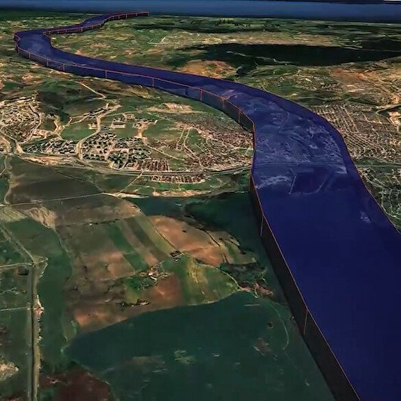 Tüm detaylarıyla 'Kanal İstanbul'