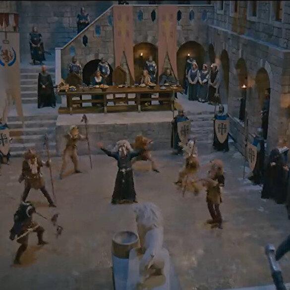 'Türkler Geliyor: Adaletin Kılıcı' filminden yeni tanıtım
