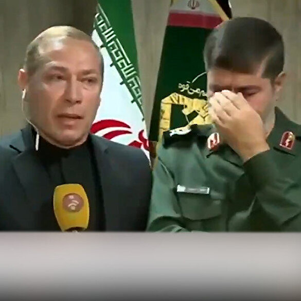İran televizyonu Süleymani'nin öldürülmesini böyle duyurdu