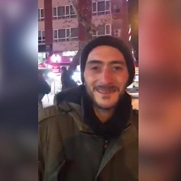 Sokakta yaşayan Hasan'dan ders niteliğinde sözler: Allah taşıyamayacağım yük vermiyor