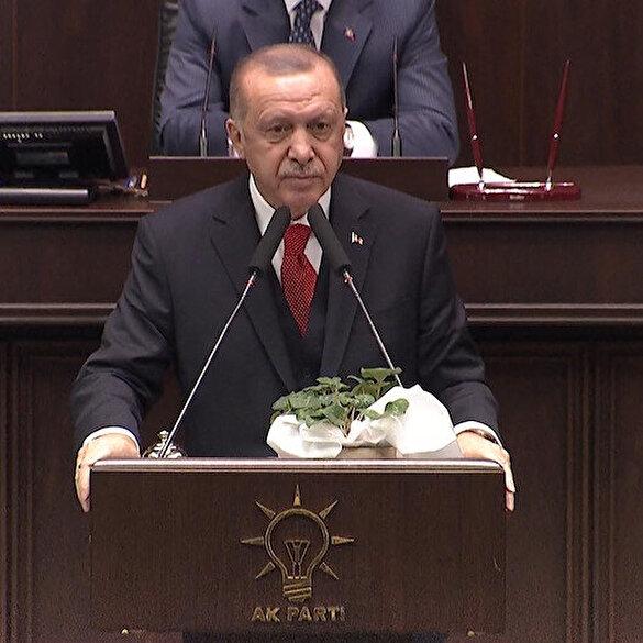 ''Herkes Türkiye'nin yaparım dediği şeyi yapacağını görüp kabul etmelidir''