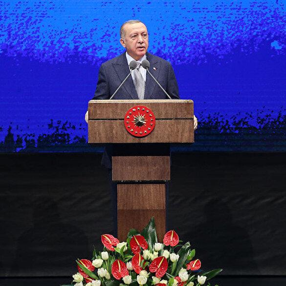Cumhurbaşkanı Erdoğan: Teknoloji coşkusu TEKNOFEST bu yıl Gaziantep'te