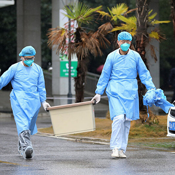 Çin'de görülen koronavirüsü dünyayı tehdit ediyor