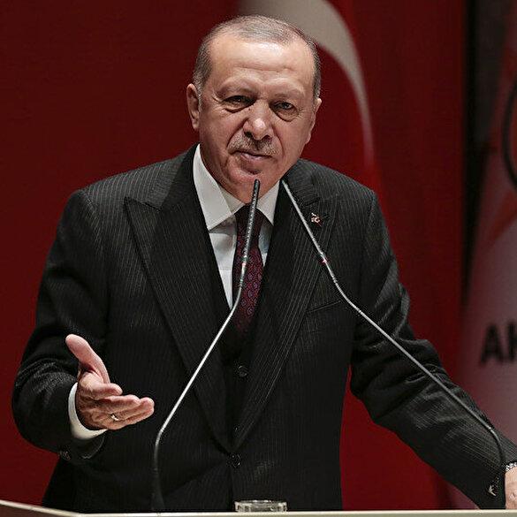 Cumhurbaşkanı Erdoğan: Barış çınarı Kudüs'te yıkılırsa bunun altında tüm dünya kalır