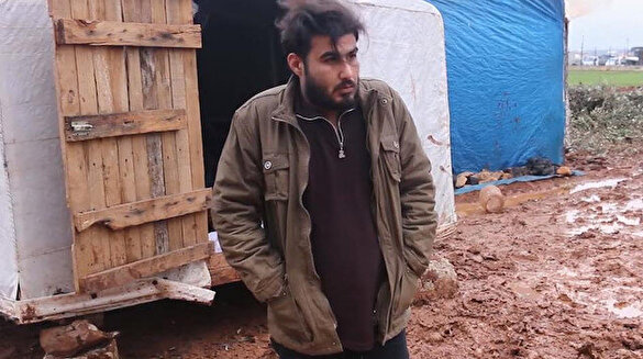 Ayaklarını kaybeden Suriyeli İbrahim: Kamyon kasasında kalıyoruz