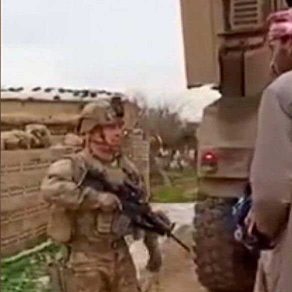 ABD askerleri ile rejim güçleri çatıştı: 1 rejim unsuru öldürüldü
