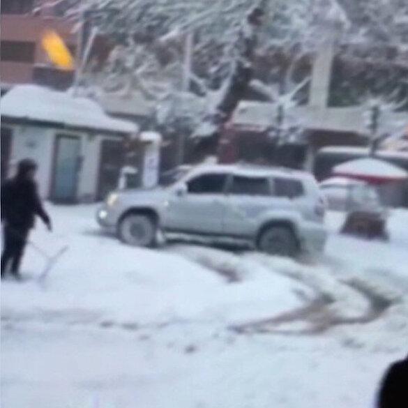 Drift yaptığı görüntüleri yanlışlıkla polise gönderen sürücüye ceza