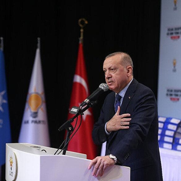 Cumhurbaşkanı Erdoğan'dan yürekleri titreten dua