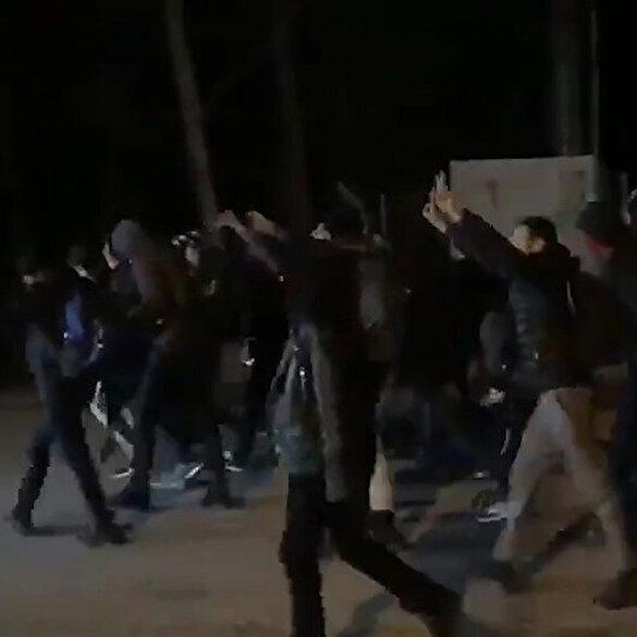 Türkiye kapıları açtı, Suriyeliler Avrupa'ya yürüyor