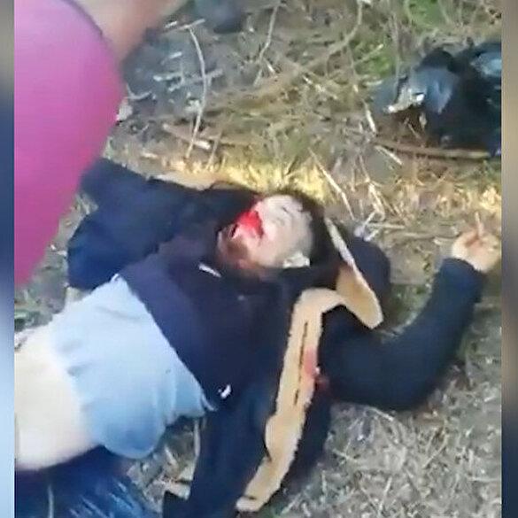 Yunan askeri Suriyeli mülteci çocuğu boğazından vurarak öldürdü