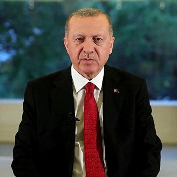 Cumhurbaşkanı Erdoğan ulusa seslendi: Dünyanın 69 ülkesi bizden yardım istedi