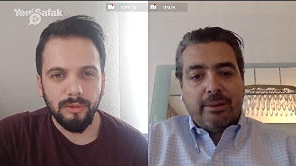İtalya'da yaşayan Türk Yeni Şafak'a anlattı: Önce ciddiye almadık şimdi rakamlar durmak bilmiyor