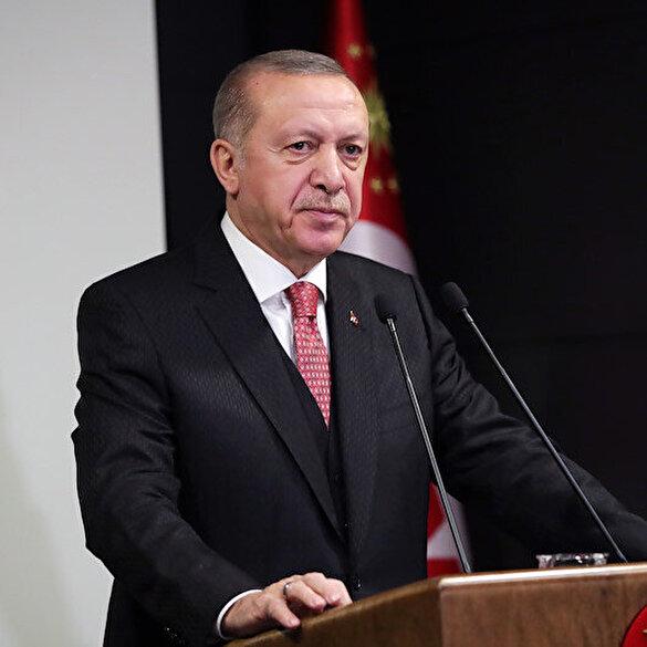 Cumhurbaşkanı Erdoğan, 7 aylık maaşını kampanyaya bağışladı