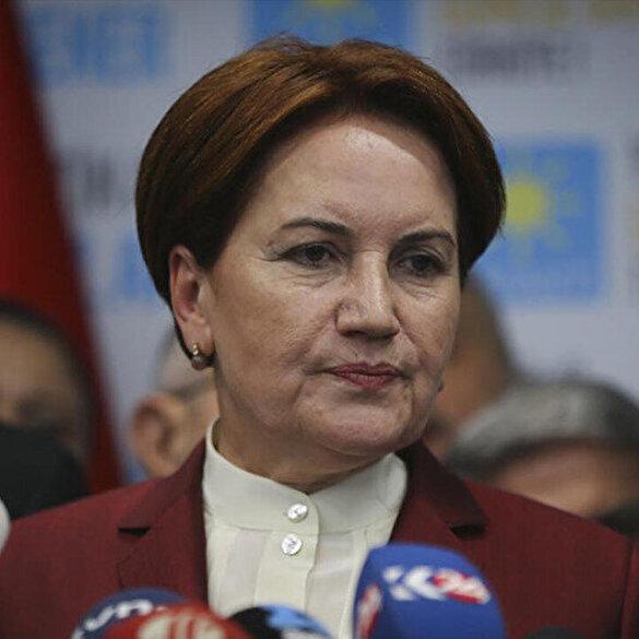 Akşener HDP söylemini değiştirdi: HDP PKK'nın uzantısıdır