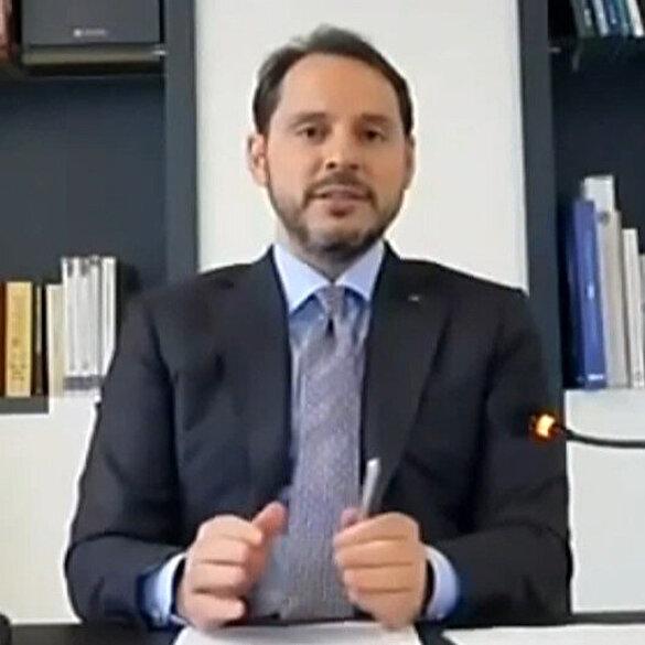 Bakan Albayrak: Milletimiz sergilediği dayanışma ile güven ülkesi olduğumuzu ispatladı
