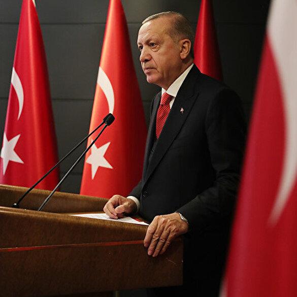 Cumhurbaşkanı Erdoğan: 29 Mayıs Cuma günü camilerimizi ibadete açıyoruz