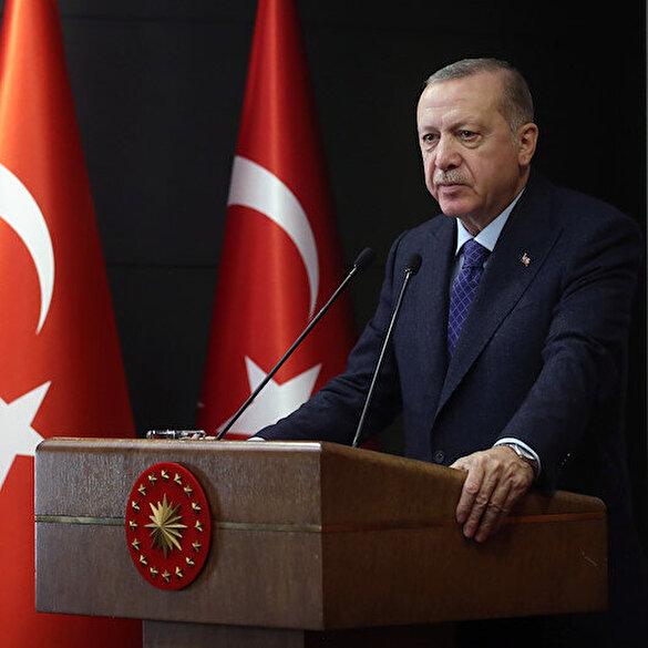 Cumhurbaşkanı Erdoğan: Kamu personeli 1 Haziran tarihi itibarıyla normal mesaiye başlayacak