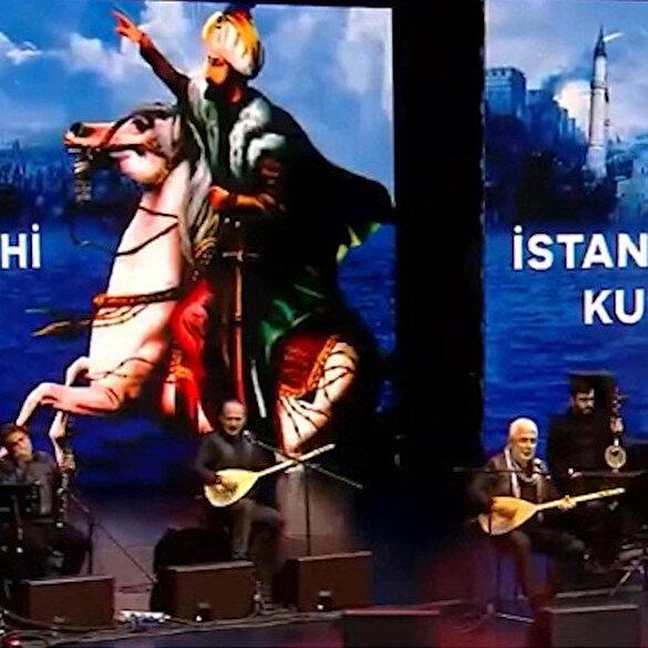 İstanbul'un Fethi'nin 567. yıl dönümü kutlamaları başladı