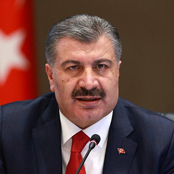 Sağlık Bakanı Fahrettin Koca uyardı: Tedbirlere uymazsak başa dönebiliriz
