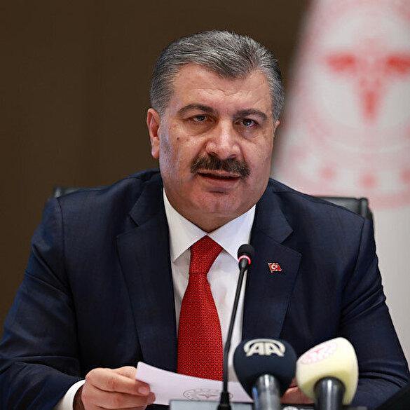 Sağlık Bakanı Koca'dan AVM uyarısı: Üç saatten fazla kalmayın