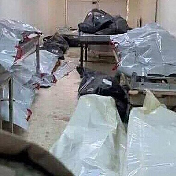 Libya'da işkence edilerek öldürülmüş 106 sivilin cesedi bulundu