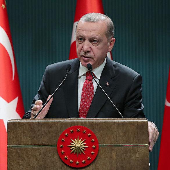 Cumhurbaşkanı Erdoğan: Darbeci Hafter'in Libya'yı işgal planı hezimetle sonuçlanmıştır