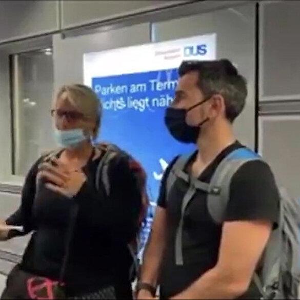 Alman turistlerden Türkiye'ye övgü: Almanya'dan daha hazırlıklı olmalarına hayran kaldım