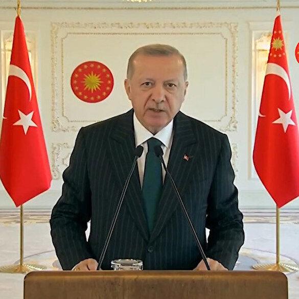 Cumhurbaşkanı Erdoğan'dan kıdem tazminatı konusunda işçi ve işveren sendikalarına sert tepki: Bunun altında art niyet vardır