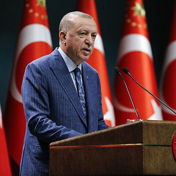 Cumhurbaşkanı Erdoğan: Temsil düzeyi yüksek bir baro yapısı oluşturmakta kararlıyız