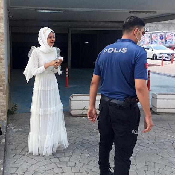 Zorla evlendirilmek istenen kız nikah salonunda polis baskınıyla kurtarıldı